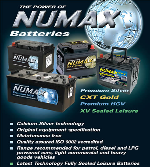 Contact us for any help with batteries